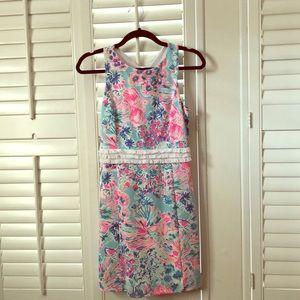 Lilly Pulitzer dress.  Size women's XS.